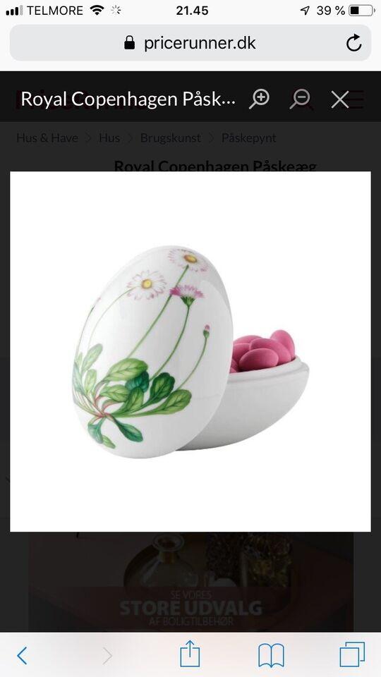 Keramik, Royal Copenhagen bonniere