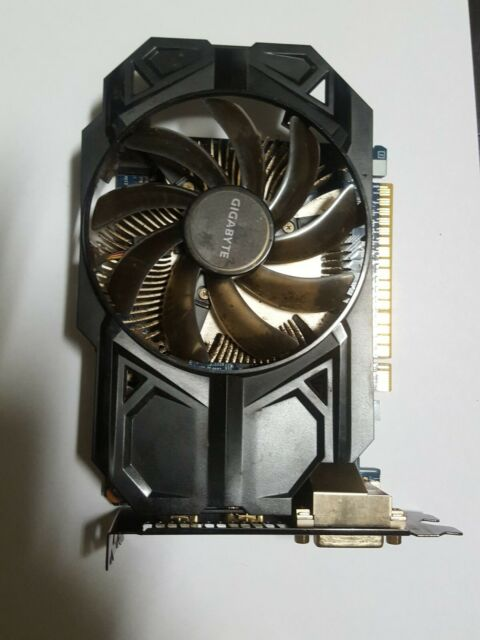 Gigabyte NVIDIA GeForce GTX750 Ti Full 2GB GDDR5 GV-N75TD5-2GT PCI-E Video Card