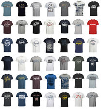 Jack & Jones T-Shirt Traffic Towers Swell Masked Miller Atom Mule vers Farben
