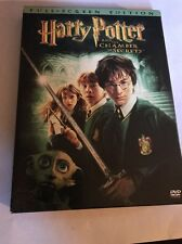 Harry Potter And The Chamber Of Secrets DVD Movie