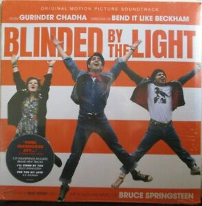 BRUCE SPRINGSTEEN ~ Blinded By The Light ~ 2 x VINYL LP USA PRESS - SEALED