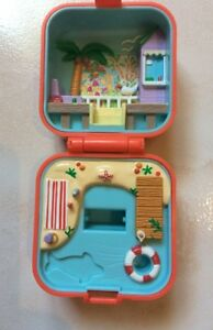 1991 ** Polly Pocket ** Lulu and her speedboat ** 2 personnages T1YawbY1-08125659-212216175