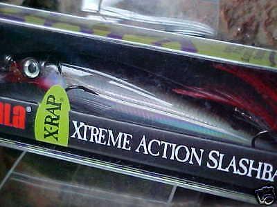 Rapala X-Rap XR08 Slashbait Lure in RAINBOW TROUT for Bass//N Pike//Walleye