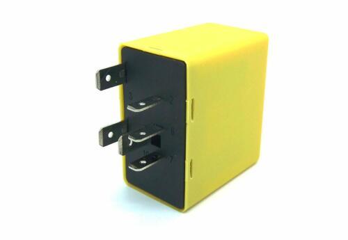 Genuine Vauxhall Yellow Flasher Hazard Indicator Relay Unit 9134880 6238590