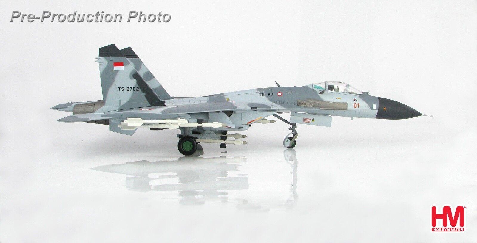 Hobby Master HA6004,Su-27SK Flanker B TS-2701, 11th Squadron,  Indonesian Air Fo