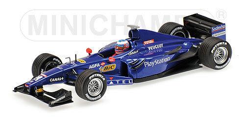 Minichamps 990119 prost AP02 F1 voiture modèle j bouton 1st test barcelona 1999 1 43