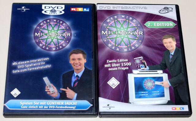 Wer Wird Millionär Dvd