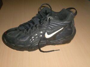 40b9319d19e2 vintage shoes nike air hover uptempo 90s NOS - usa 7.5 colectors ...