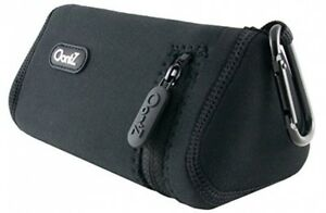 OontZ-Angle-3-Bluetooth-Speaker-Official-Carry-Case-w-Aluminum-Carabiner-Black