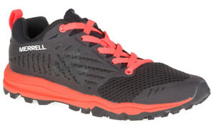 Select de senderismo Zapatillas Lace Merrell deporte Grip Black Womens Dexterity Up de Mesh H6qxw4a6S