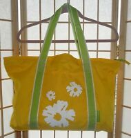 Mary Kay Tropical Pineapple Limited Edition Large Tote Zippered Beach Bag