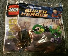 Lego DC Universe Super Heroes Lex Luthor with Armor & Kryptonite Gun Set 30164