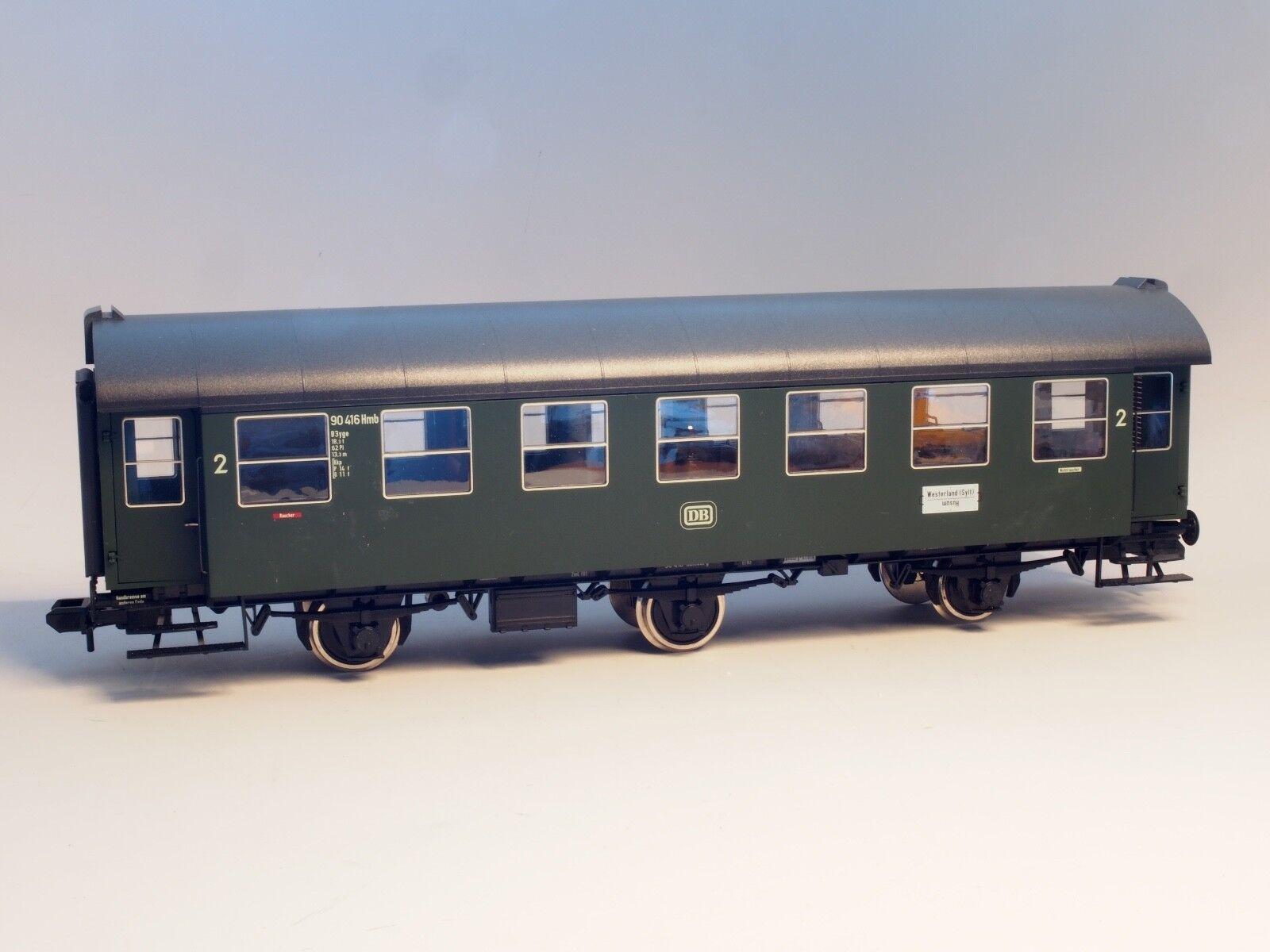 Marklin Gage I Passagerarbil andra klass Typ B3yge, DB skala 1 32