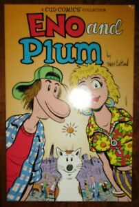 Eno-and-Plum-Terry-LaBan-CUD-Comics-Collection-TPB-Dark-Horse-1997-Humor