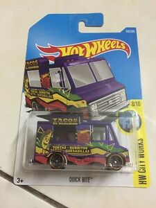 Hot-wheels-Hotwheels-Quick-Bite-NEW