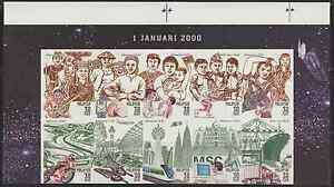 249Sie-MALAYSIA-2000-CELEBRATE-THE-NEW-MILLENNIUM-II-IMPERFORATED-SET-FRESH-MNH