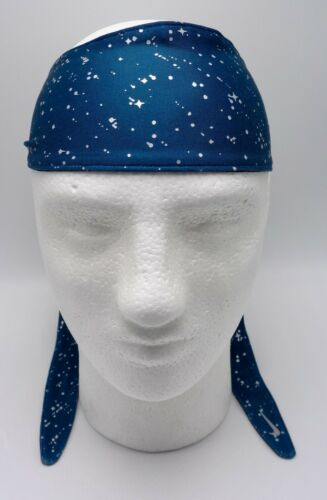 Nike Dry Bandana Head Tie Headband Midnight Turquoise//Silver Men/'s Women/'s