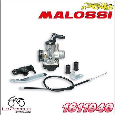 1611040 Impianto Alimentazione Malossi Phbg 19 Bd Gilera Typhoon 50 2t Duurzame Service