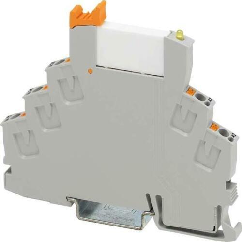 10 Pièces Phoenix contact relais module rif-0-rpt-12dc//21au relais de commutation 2903369