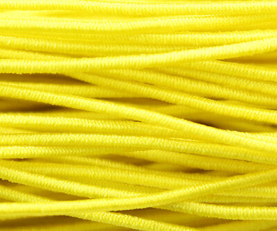 81ft Red 1mm Round Elastic Cord Beading /& Crafts Shock Cord 3x9yds