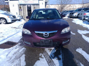 2007 Mazda 3 GX || Power windows | Power locks || Automatic