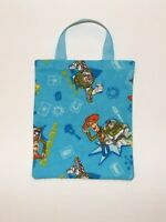 Buzz Lightyear Toy Story 6 Party Favor Fabric Bags
