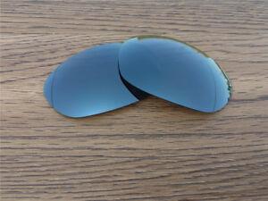 88cff7a19b0 New Black Chrome Black Iridium Polarized Lenses For-Oakley XX new ...