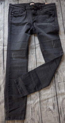 683 S Oliver Jeans Pantalon Anthracite Triangle By taille 40 à 52 32 il Longueur