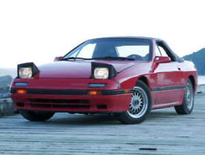1988 Mazda RX-7 Fc