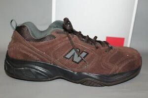 Sportschuhe Balance breit 10 New extra Braun Größe Mx623od 4e Mens aus extra Fx7q57z