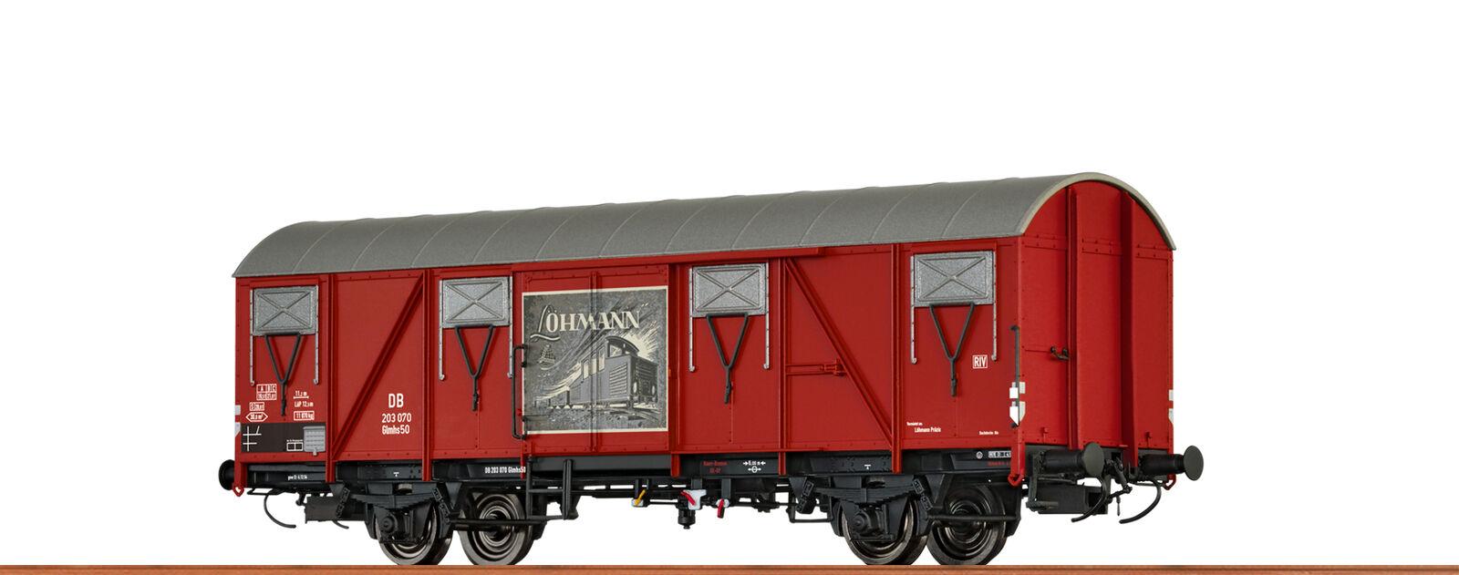 Brawa 47279 Gauge H0 Freight Car Train 50 Db, III, Löhmann Dc