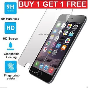Genuine-100-Tempered-Glass-Film-Screen-Protector-For-Apple-iPhone-X-2017