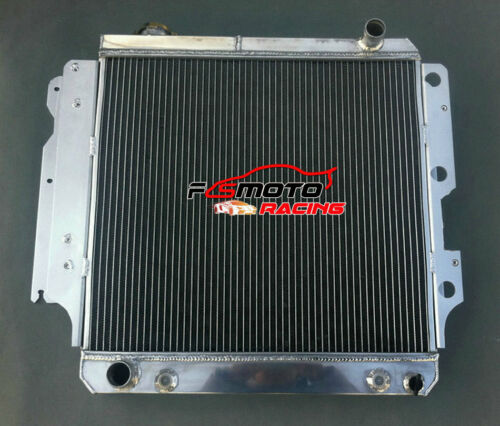 3 ROW for JEEP WRANGLER YJ//TJ 2.4L 2.5L 4.0L 4.2L 1987-2006 AT ALUMINUM RADIATOR