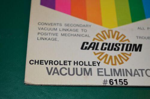 CHEVROLET HOLLEY VACUUM ELIMINATOR KIT VINTAGE AUTO PARTS