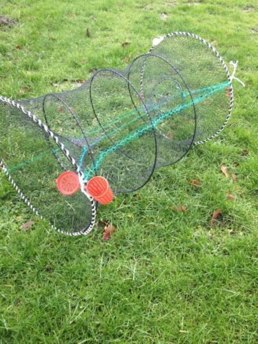 CRAYFISH BAIT FISH reuse Pots NEW! reuse Fish Nets bait box aalreusen