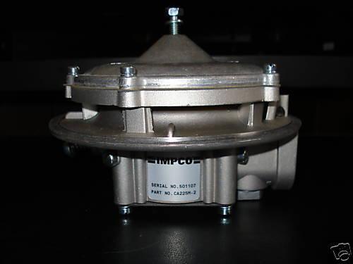 IMPCO LPG PROPANE CARBURETOR MIXER 225 FB225M-2