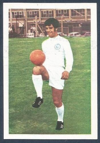 FKS 1972//73 WONDERFUL WORLD OF SOCCER STARS #121-LEEDS UNITED-MICK BATES