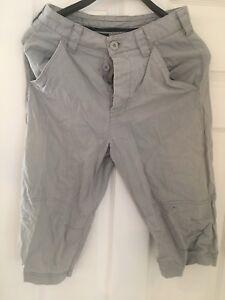 taglia Pantaloncini Burton 30 uomo da grigi ggznw1q8B