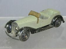"DINKY MODEL No.36e BRITISH SALMSON - SEATER SPORTS CAR ""GREENISH GREY VERSION"""
