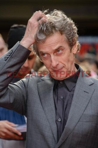 Peter Capaldi Poster Picture Photo Print A2 A3 A4 7X5 6X4