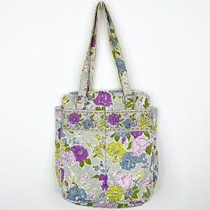 Vera-Bradley-Watercolor-Handbag-Purse-Tote-Shoulder-Bag