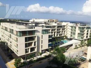 Departamento en Venta, Oceana Residences, 2 Recamaras, Playa del Carmen, Q. Roo, clave GERA3