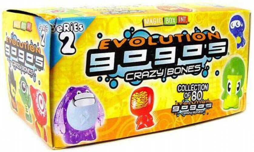 Crazy Bones Gogo's Series 2 Evolution Booster Box