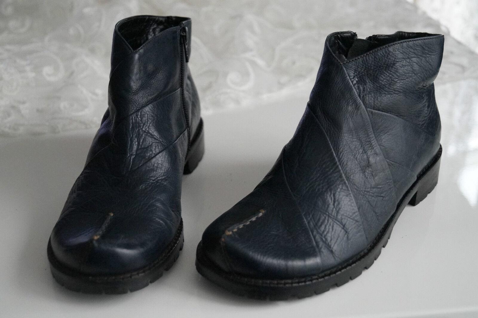 Everybody Everybody Everybody Damen Winter Schuhe Stiefel Stiefeletten Stiefel gefüttert Leder Gr.37 9c31bc