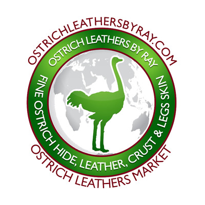 Ostrich Leather by Ray