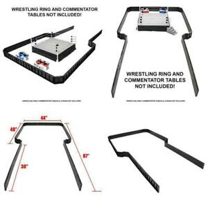 Ultimate-Wrestling-Ring-Barricade-Playset-For-WWE-Wrestling-Action-Figures