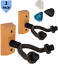 Guitar Hanger Wall Mount 2 Pack Electric//A Easy To Install Guitar Wall Mount