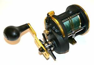 Leeda-ICON-M30-Multiplier-Reel-for-Sea-Fishing