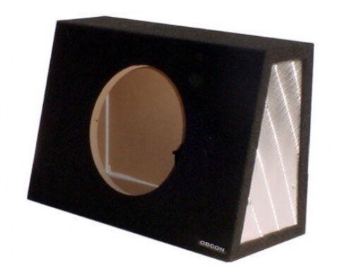 "GZ115-10CBK OBCON GZ Single 10/"" Sealed Truck Box 3//4/""MDF.66 Air Space MADE USA"