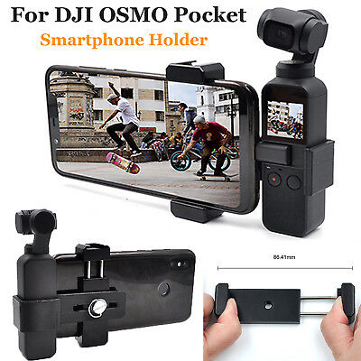 Für DJI Osmo Pocket 360° Auto Windschutzscheibe Halterung Kamera Mount Ständer
